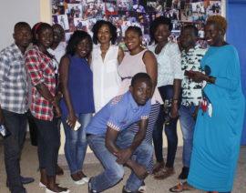 Saturday Speaker Series with Anita Muwanguzi